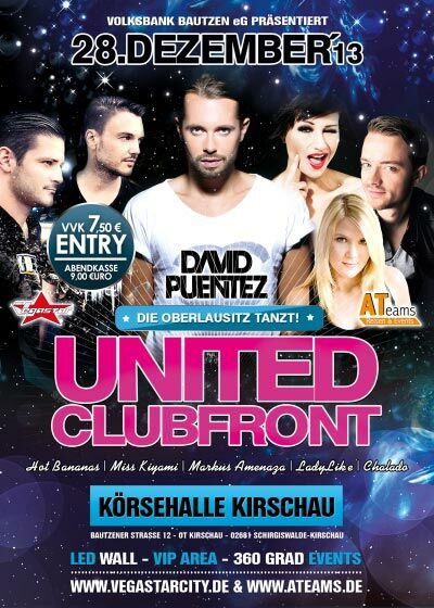 United Clubfront - David Puentez & Friends